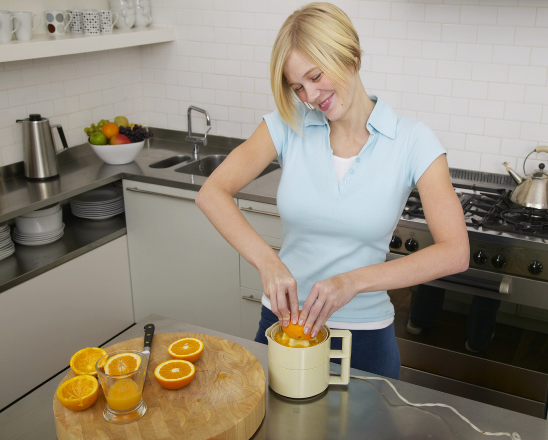 Benefits of Homemade Orange Juice