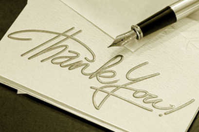 How to Write a Thank-You Note (with Sample)