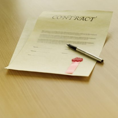 How to Write a Simple Payment Contract Letter (with Samples)